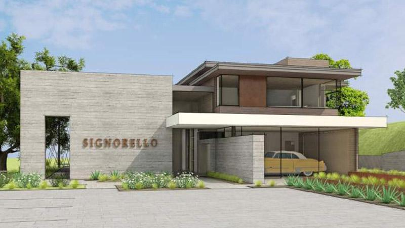Signorello Hires Architect