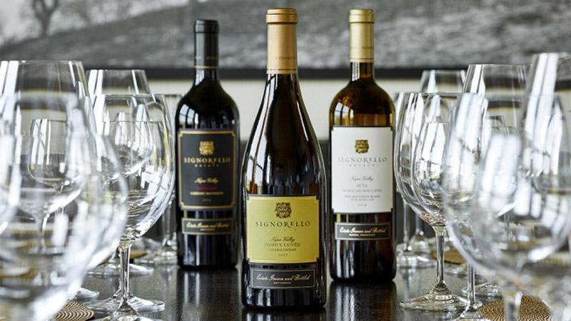 Signorello Estate Rises From the Ashes of Wildfire
